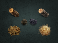 "Some inventory icons for the browser game ""Life is Feudal"""