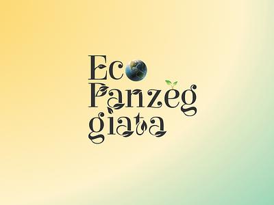 EcoPanzeggiata facebook ads instagram post instagram stories walking eco ecology social media design event branding branding logo design