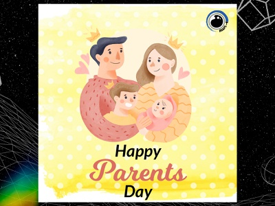 Parents Day poster parents day photoshop