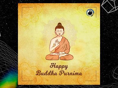 Buddha Purnima Pooster photoshop