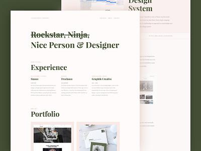 Portfolio Update layout graphic design ecommerce ui web design portfolio