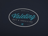 Car Valet and Service Logo