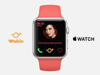 Wakie Apple Watch