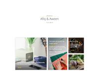 Wedding Website | Walimatul Urus