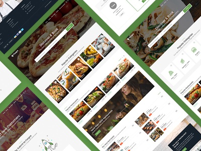 Foogra - Restaurants Directory & Listings Template yelp the fork seo reviews restaurant reservation places listings google map directory booking