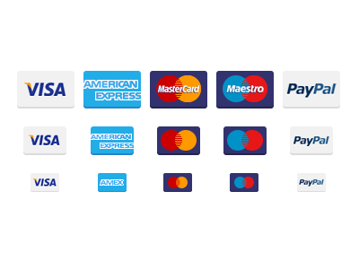 Payment Card Icons payment card credit free ecommerce icon icons
