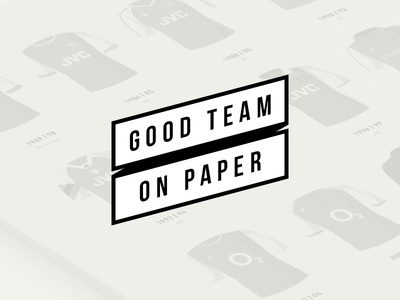 Good Team On Paper Logo
