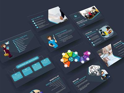Presentation Slides medical dentist business slides presentation