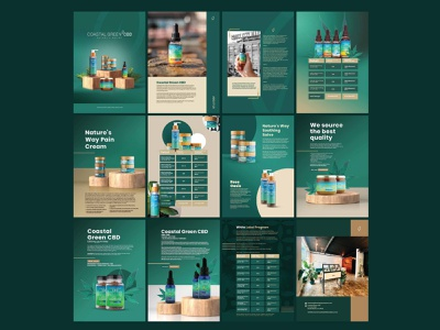 Product Catalogue Design beauty product product brochure product catalogue