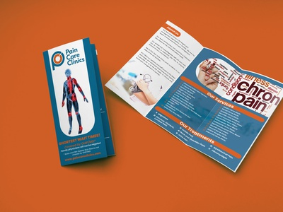 Trifold Brochure For Medical Services brochure trifold doctors hospital health service medical and health service