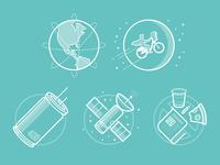 100 Days of Citi Bike: Various Assets
