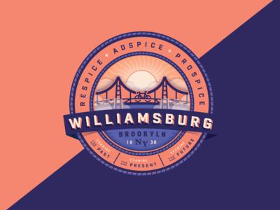 Williamsburg Flag