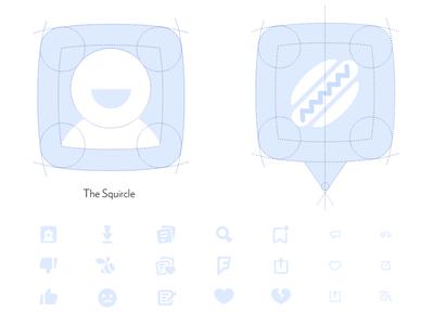 Foursquare Iconography