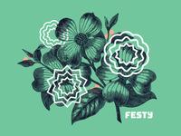 The Festy — Illos