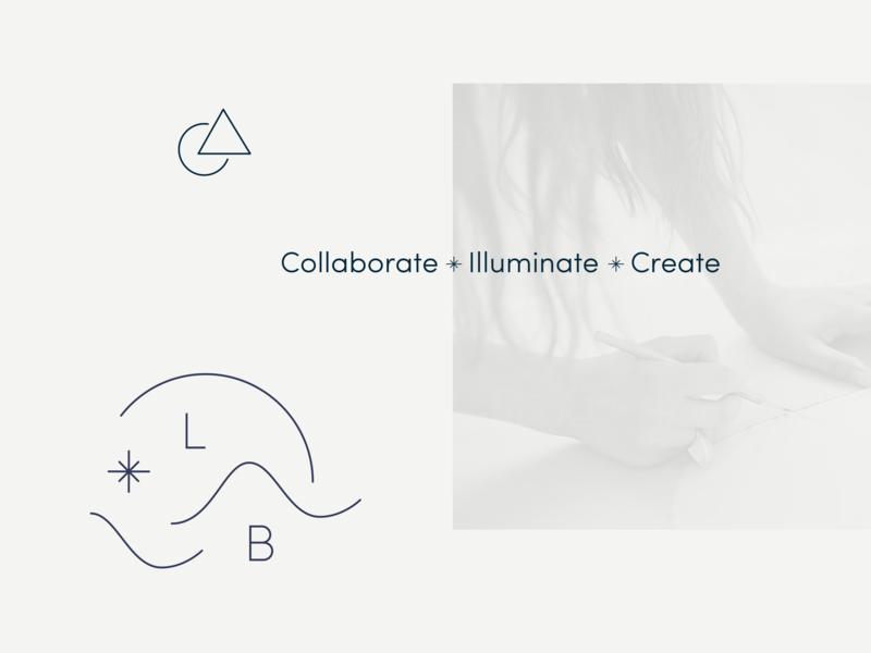 LB Branding logo design branding brand