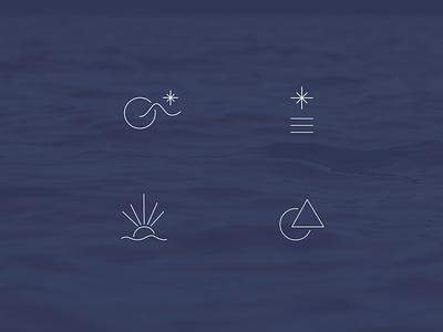 Custom Icons for LB branding brand icons design