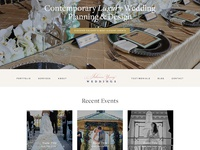 Julianne Young Weddings website