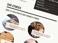Cibo Home Page