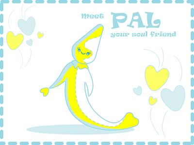 My own fictional character yellow game flat illustration fictional concept character design character cartoon 3d dribble ui logo design artist graphic design adobe illustrator digital art art illustration