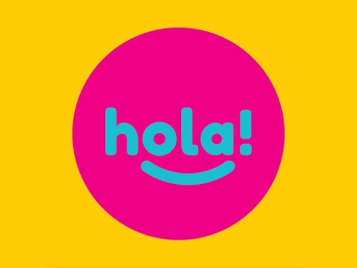 Hola! from Mexitreat iconography icons nittygritty mexitreat brand design design branding hola candy treat mexican