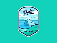 Volt. Baikal badge