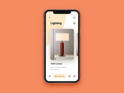 Light Store App