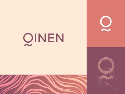 Qinen Backpacks Logo