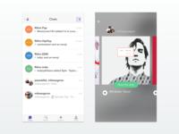 Rithm iOS App