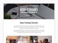 Behance Careers
