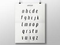 Salvesen Font, A Custom Typeface