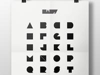 Happy Custom Typeface & Logo