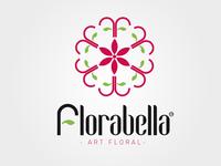 Logo Florabella - ART FLORAL -