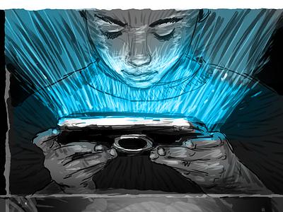 PSP psp color design drawing painting digitalart