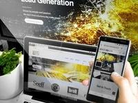 MM Website on Different Displays