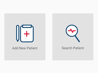 Medical Icons medical icons vectors ux ui