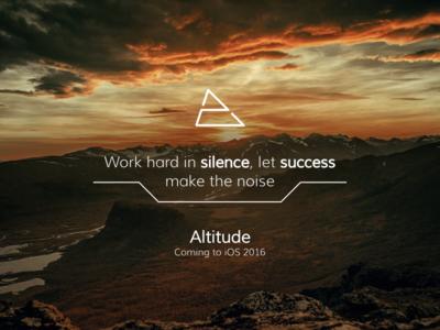 Altitude Quote