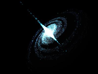 Galaxy Generation vercidium mathematics galaxy opengl generation procedural