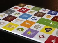 Helius Creative :: Logo Collage