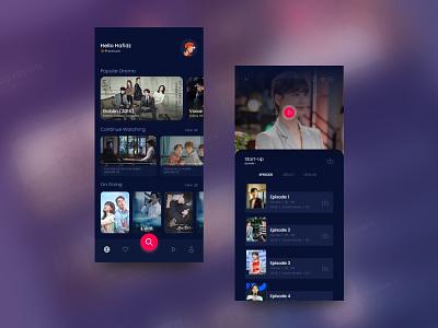 Korean Drama App koreanwave idol film korea mobileapp streaming app streaming movie drama koreandrama korean