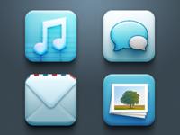 Chubs for iOS: Shot 1.