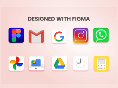 APP ICONS icon design ui logo animation illustration ui design