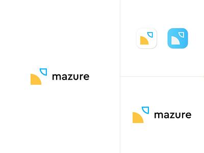 mazure logo design gradient logo logodesign logodesigner logos creative logo branding logoinspiration logomark logotype modern logo letter logo logo m letter logo modern app brand identity logo branding logoplace logoped