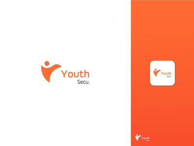Youth Logo Design logo trends 2021 ui youth club logo icon design logo collection logo trend identity minimalist logo modern logo logotype logo design logo gradient logo creative logo brand identity branding app app icon