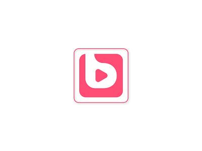 Media play Logo Design   b modern play logo   Play icon play ecommerce logo modern logo branding brand identity modern b abstract music logo ott platform logo digital music advertising logo startup company app logo illustration play logo music player visual identity business logo