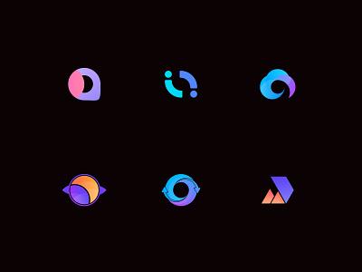 Combination mark logos logo branding symbol icon brand monogram identity design mark minimal logo mark vector