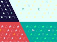 star pattern paper
