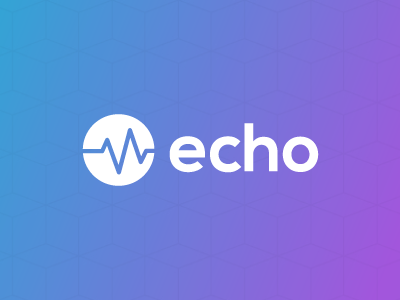 Echo design flat app echo