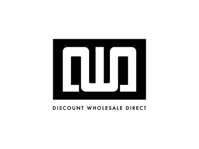 Discount Wholesale Direct clean minimal discount wholesale direct branding logo