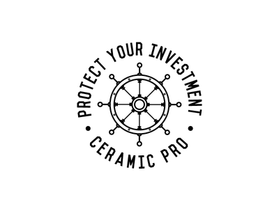 Ceramic Pro minimal clean ceramic pro black and white