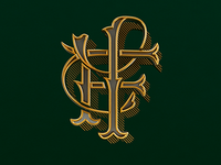 Monogram Flor Imperial